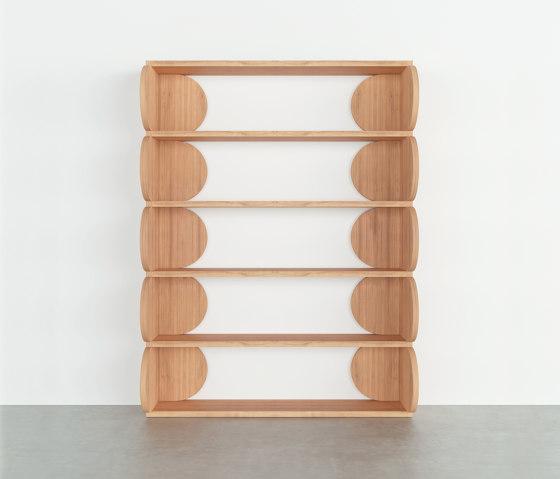 Symmetry 372OF-R03 by Atelier Areti | Shelving