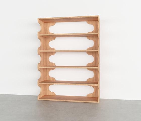 Symmetry 372OF-R04 by Atelier Areti   Shelving