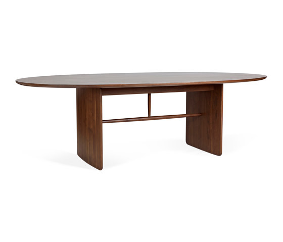 Pennon | Large Walnut Pennon Table by ercol | Dining tables