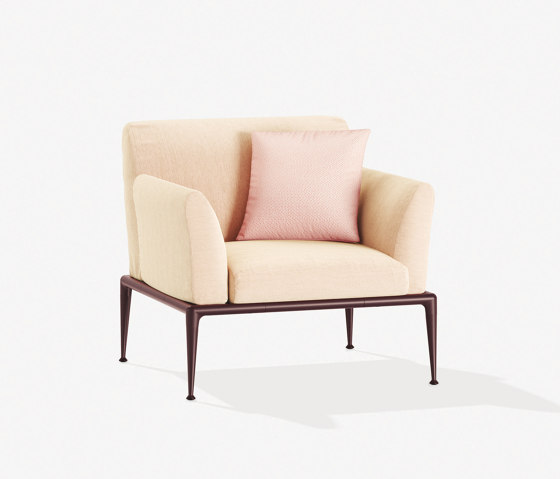New Joint armchair by Fast | Armchairs