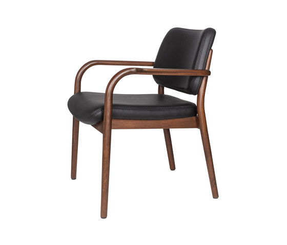 Viena Lounge Holzsessel by seledue | Chairs