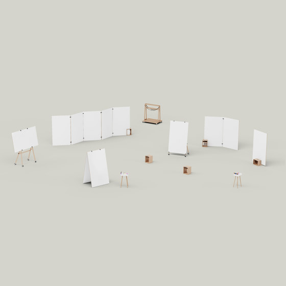 Design Thinking Whiteboard Set Flex by Studiotools   Storage boxes