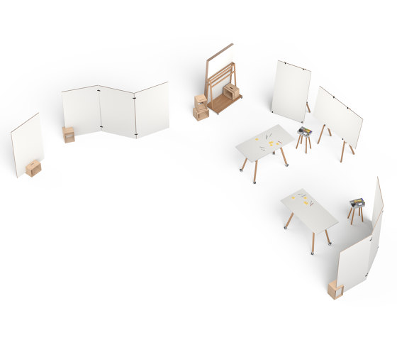 Design Thinking Set Team by Studiotools | Storage boxes