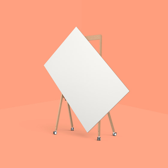 Easel – Whiteboard Stand by Studiotools | Flip charts / Writing boards