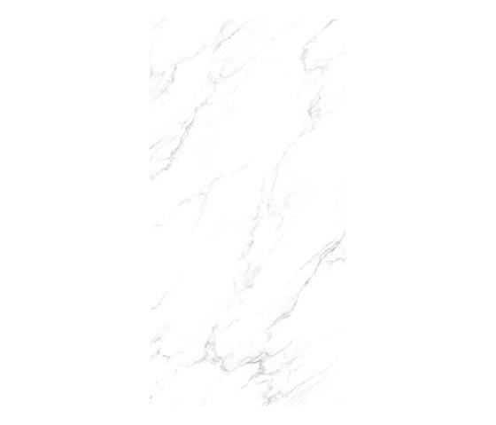 Ava - Extraordinary Size - Marmi - Statuario von La Fabbrica | Keramik Fliesen