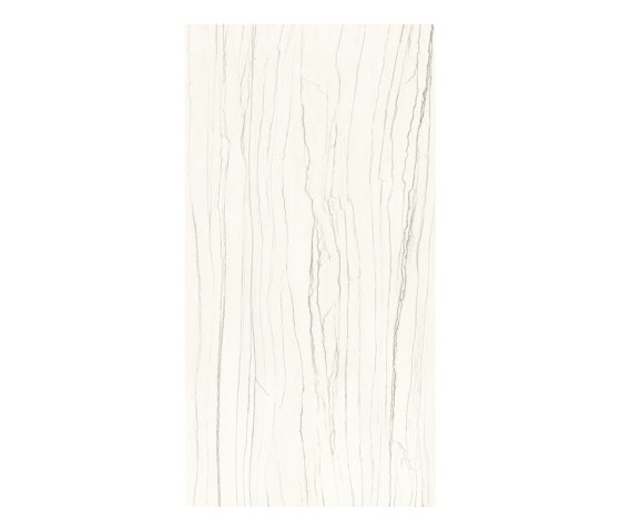 Ava - Extraordinary Size - Marmi - White Macauba by La Fabbrica | Ceramic tiles