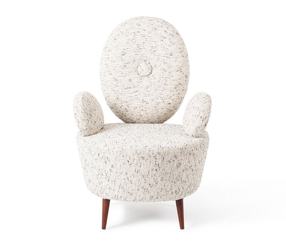 AYI | ARMCHAIR | Tweed by Maison Dada | Armchairs