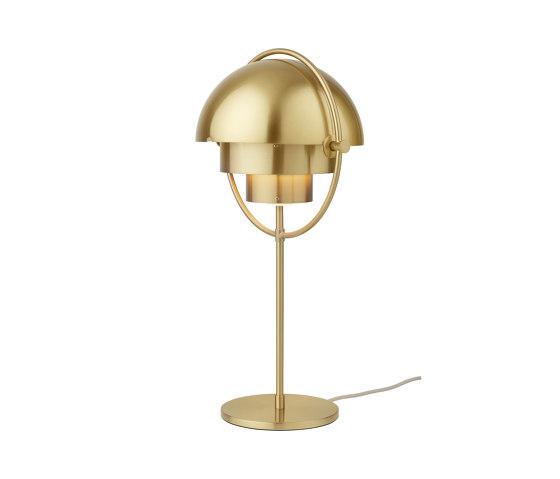 Multi-Lite Table Lamp | All Brass by GUBI | Table lights