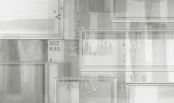 concrete | boiserie by N.O.W. Edizioni | Wall art / Murals