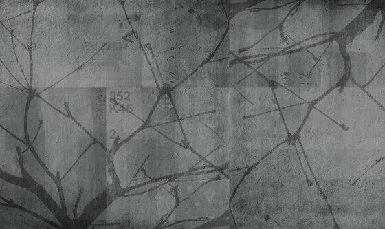 concrete | rami by N.O.W. Edizioni | Wall art / Murals