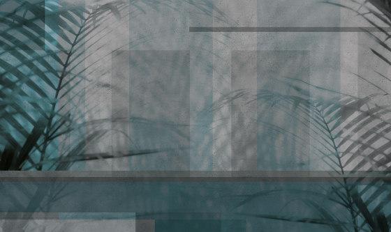 geometric | tropical by N.O.W. Edizioni | Wall art / Murals