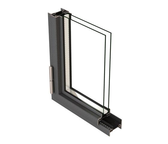 Janisol Arte 2.0 by Jansen | Window types