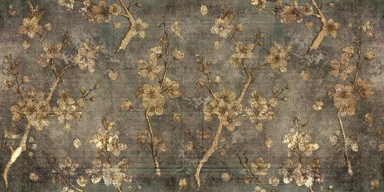 Autumn Poetry di Inkiostro Bianco | Carta parati / tappezzeria