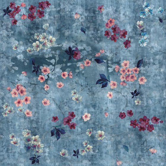 Bloom de Inkiostro Bianco | Revestimientos de paredes / papeles pintados