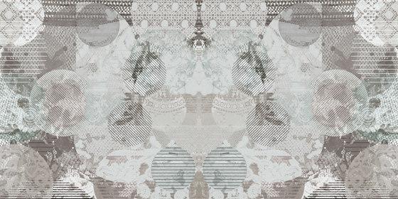 Cerchi de Inkiostro Bianco | Revestimientos de paredes / papeles pintados