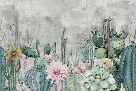 Cereus de Inkiostro Bianco | Revestimientos de paredes / papeles pintados