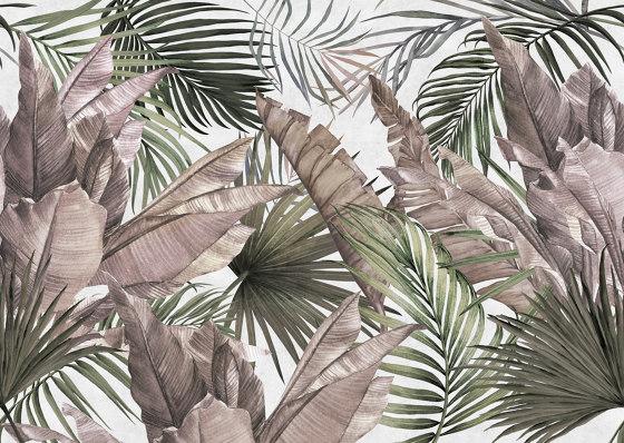 Lost in the Jungle di Inkiostro Bianco | Carta parati / tappezzeria