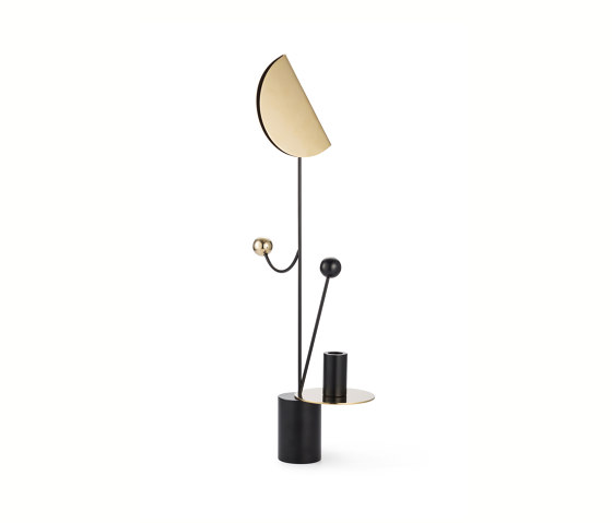 LES IMMOBILES | Candle Holder N2 by Maison Dada | Candlesticks / Candleholder