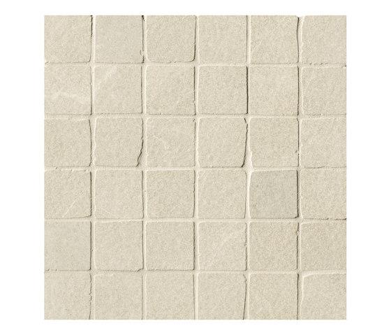 Blok Beige Macromosaico Anticato de Fap Ceramiche | Suelos de cerámica