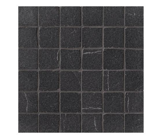 Blok Dark Macromosaico Anticato de Fap Ceramiche | Suelos de cerámica