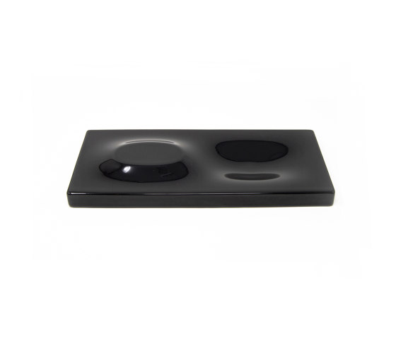 A Un Black Gloss by HANDS ON DESIGN | Dinnerware
