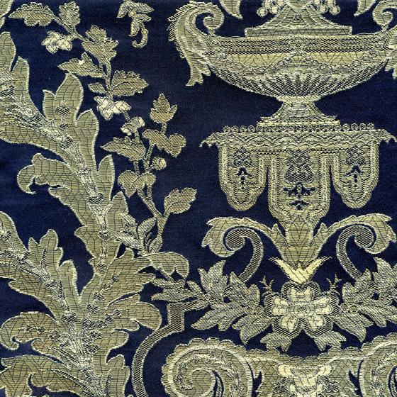 Corelli | Colour Cobalt 001 by DEKOMA | Drapery fabrics