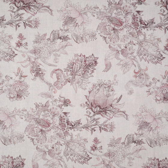 Hybris | Colour Rosa 15 by DEKOMA | Drapery fabrics