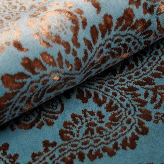 Judith | Colour Aquamarine 12 by DEKOMA | Drapery fabrics