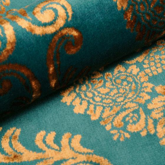 Judith   Colour Emerald 08 by DEKOMA   Drapery fabrics