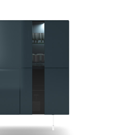 I-modulART sideboard de Presotto   Aparadores