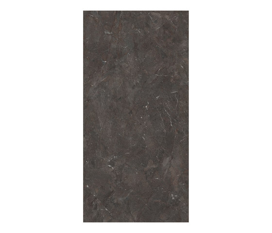 Umbra Marrón Bush-hammered by INALCO | Mineral composite panels
