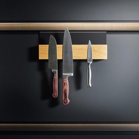 next125 cube Knife block by next125 | Kitchen organization