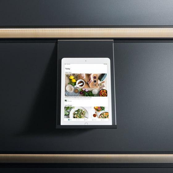 next125 cube tablet computer holder by next125   Kitchen organization