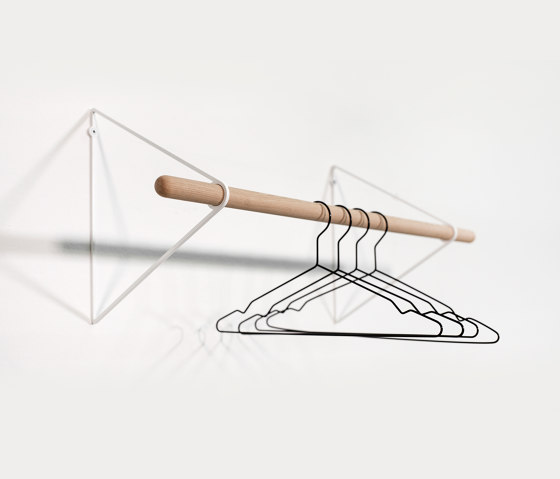 Solid coatrack by Result Objects | Coat racks
