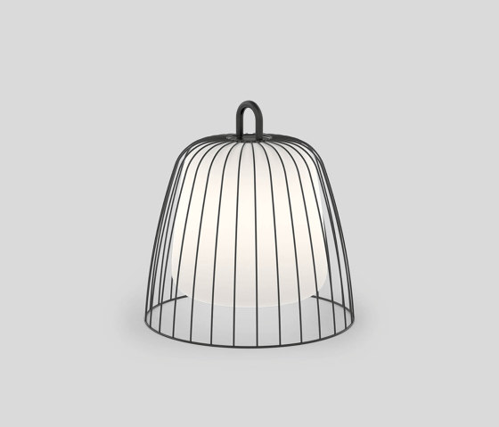 COSTA 2.1 CAGE by Wever & Ducré | Outdoor floor lights