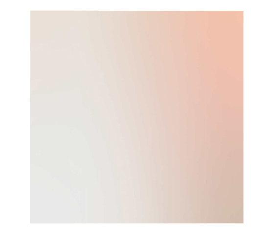 Cromatica | Gradiente bianco-rosa by FLORIM | Ceramic tiles