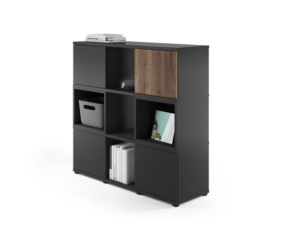 Cubas Storage system by Assmann Büromöbel | Shelving