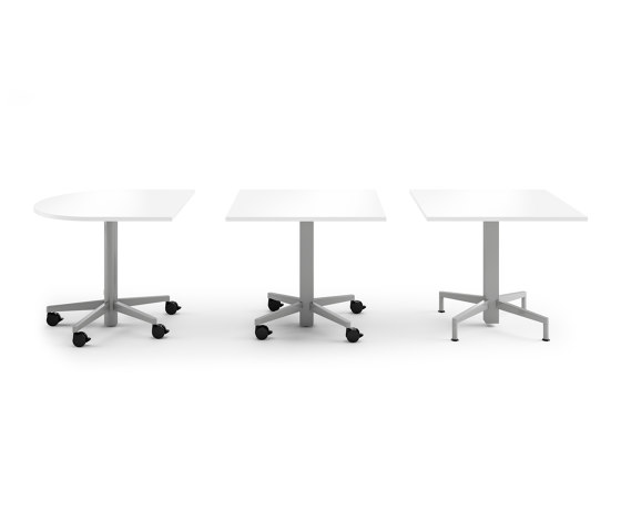 Pontis bistro tables di Assmann Büromöbel | Tavoli contract