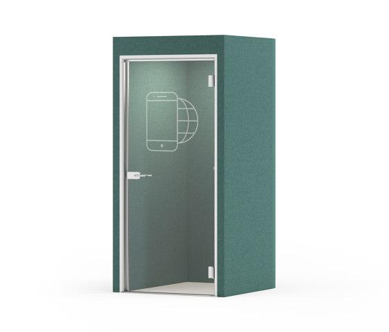 Syneo Soft Phone by Assmann Büromöbel | Telephone booths