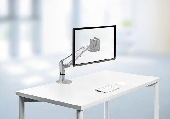 LiftTEC I, Bras fixation bureau de Novus   Accessoires de table