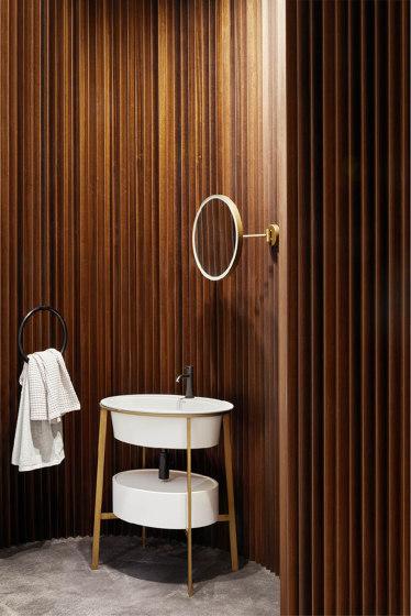 Catino Oval washbasin by Ceramica Cielo | Wash basins