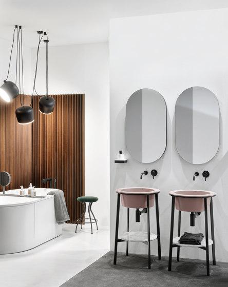 Catino Round washbasin by Ceramica Cielo   Wash basins