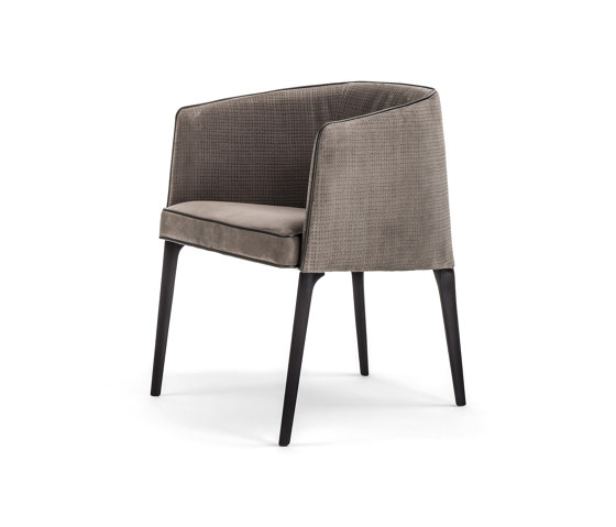 JACKIE SMALL ARMCHAIR di Frigerio | Poltrone