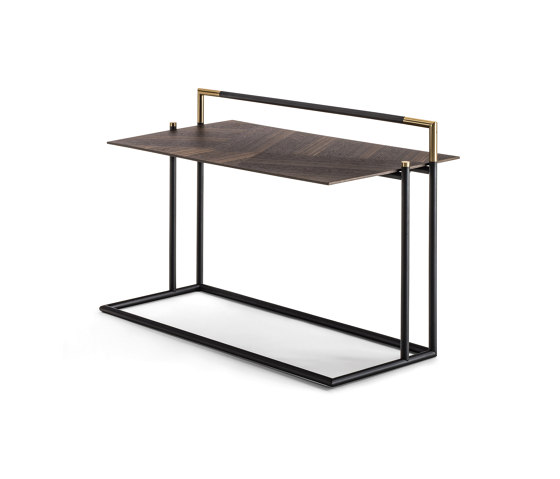 KEVIN LOW TABLE by Frigerio | Side tables