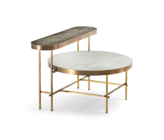 NELSON LOW TABLE by Frigerio | Coffee tables