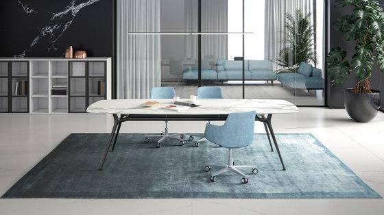 P016 | Meeting Table de Estel Group | Tables collectivités
