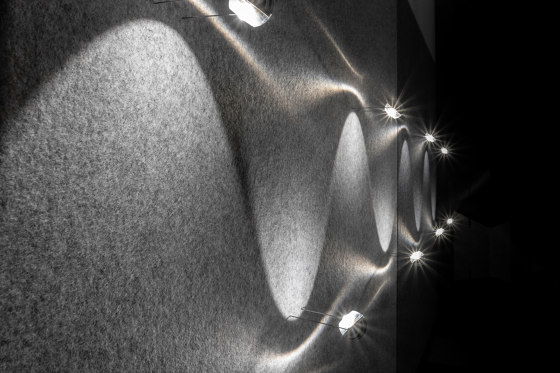O'Tool acoustic by benwirth licht | Wall lights