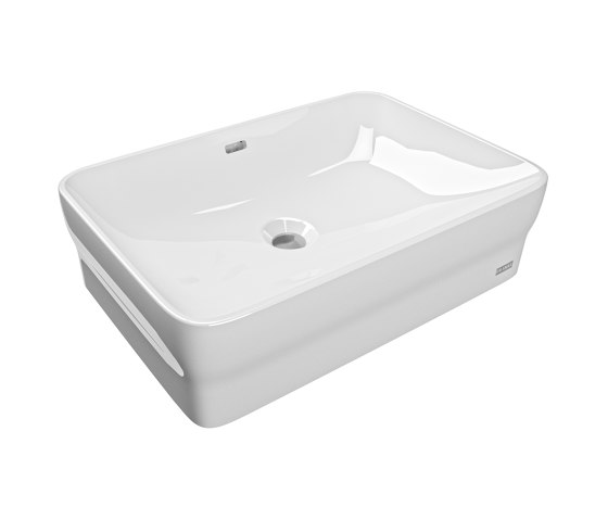 QUADROtop countertop basin by Franke Water Systems | Wash basins