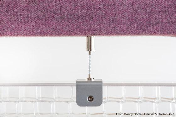 Kandela B27 by Wacotech | Sound absorbing room divider