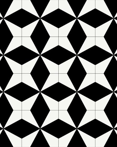 Atelier Petit Triangle de Devon&Devon | Carrelage céramique